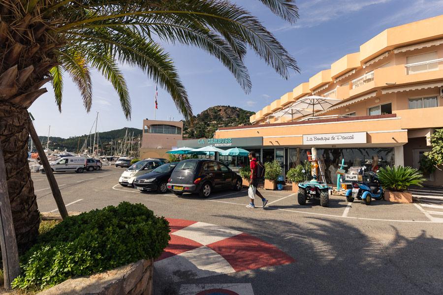 Commerces Port de la Rague